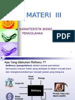 Materi-3 Karakter Refinery