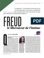 Figaro Mag Freud-roudinesco 2013-Libre