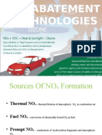 Nox Abatement Technologies