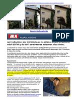 Hln Las Irradiaciones Por Microondas de Las Antenas Enlace de Telefoni Movil EBTM y Del WIFI Enferman a Los Arboles 20-11-2010