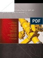 A Cameron IntroA Cameron Introduction to API6A and 6DSS Specificationsduction to API6A and 6DSS Specifications