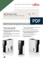 AMILO® Desktop Pi 3645 Ready for Tomorrow,