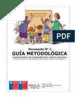 2. Guía Metodológica - Componente Diagnóstico Participativo (2)