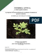 Artemisia Annua English