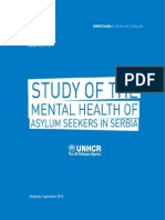 Mental Health of Migrants