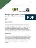 Barragens Do Rio Madeira-Jirau-MDL-4-Impactos Da Barragem