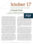 Concept Note 17 October 2015