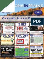 Fall 2015 Oxford Hills Edition