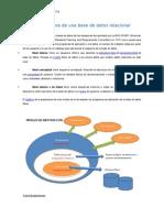 La Arquitectura de Sistemas de Bases de Datos