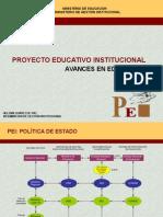 Pei Proyecto Educativo Institucional 22255