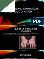 Enfermedad Reumaticas en El Adulto Mayor
