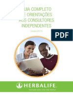 Guia Completo de jkOrientaes Aos Consultores Independentes Herbalife - Cópia
