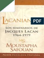 255641625 Moustapha Safouan Lacaniana II Los Seminarios de Jacques Lacan 1964 1979 Ed Paidos