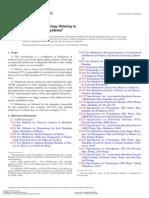 ASTM F412-12 Terminology
