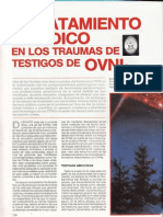 El Tratamiento Medico en Los Traumas de Testigos de Ovnis R-006 Nº Extra - Mas Alla de La Ciencia - Vicufo2
