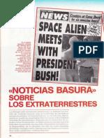 Extraterrestres - Noticias Basura Sobre Los Extraterrestres R-006 Nº Extra - Mas Alla de La Ciencia - Vicufo2