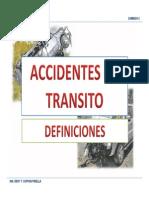 Accidentes Transito CAM