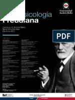 Afiche Jornadas Metapsicología Freudiana
