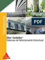 Sika CarboDur Sistemas de Reforzamiento Estructural