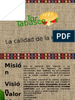TorTabasco Expo.