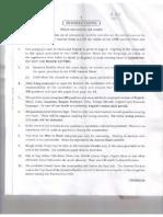 RRB JE 14th Dec. 2014 Question Paper