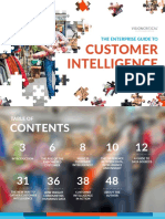 Enterprise Guide to Customer Intelligence