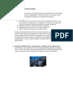 Objetivos de Negocios Estrategicos. Cruz Del Sur