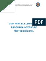 Guía Para El Llenado Del PIPC SEP 2015 - 2016 (1) (2)