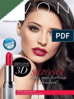 Catalog Avon campania 12 din 2015