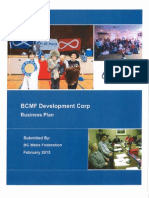 Métis Economic Development Corporation Business Plan February 25 2015 Final PUBLIC Version