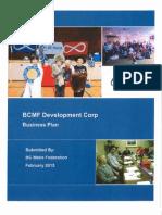 Métis Economic Development Corporation Business Plan February 25 2015 Final PUBLIC Version