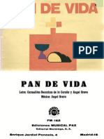 Pan de Vida, Angel Bravo