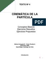 Cinematica de La Particula