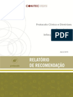 Protocolo Brasileiro IST 2015