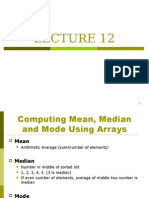 Lecture 12 C++
