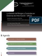 La Gestión de Riesgos y Controles en Sistemas de Información (1)