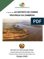 Perfil Distrital de Chinde