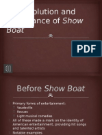 Showboat Project