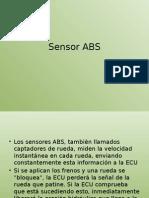 Sensor ABS
