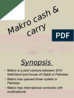 Presentation on Makro