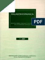 Paleografía hispánica