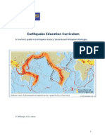 Teachers Guide to Earthquake Science and Safety Education