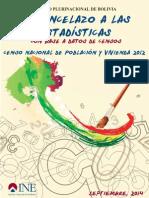Censo Nacional Poblacion Vivienda 2012
