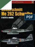 Kagero - Top Drawings 02 - Me-262