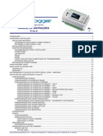 Manual Fieldlogger Portugues