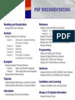 Abaqus documentation 6.10