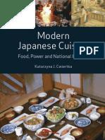 Japanese food culture essay