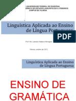 Gramatica aplicada - L A.ppt