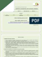 2012-2013 Planeacion de La Asignatura Propositos y Contenidos de La Educacion