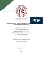 Trabajo Práctico - La Construcción de La Identidad en Los Procesos Psicosociales - Liberman y Gurvich